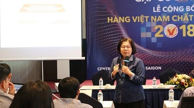 640家企业获越南优质产品证书 hinh anh 1