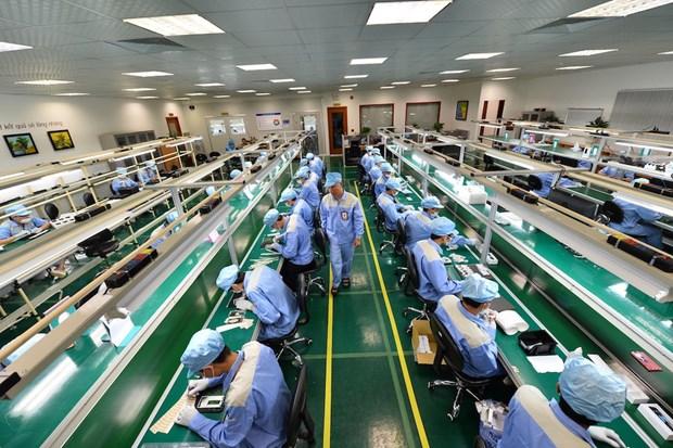 2018年1月份越南新成立企业数量猛增 hinh anh 1