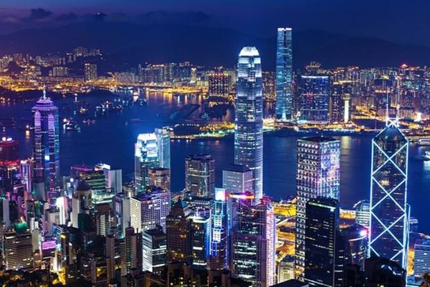 中国香港——越南货销往世界各地的重要门户之一 hinh anh 1