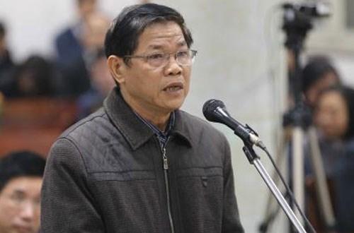 郑春青及其同案犯案件:PVC原副董事长对一审判决提起上诉 hinh anh 1