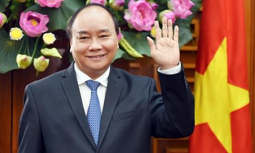 越南政府总理阮春福将出席越老政府间联合委员会第40次会议 hinh anh 1