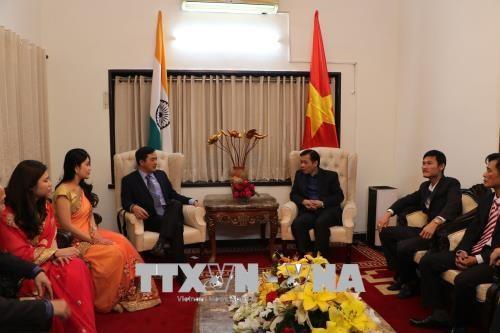 印度旅游局局长:希望前来印度旅游的越南游客日益增多 hinh anh 3