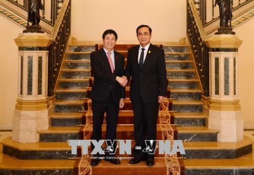 泰国总理:泰国愿为越南的货物进入泰国市场创造便利 hinh anh 1