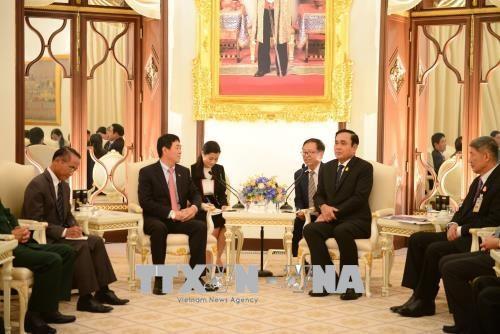 泰国总理:泰国愿为越南的货物进入泰国市场创造便利 hinh anh 2