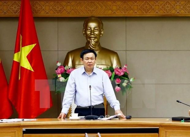 越南政府副总理责成向4个省份贫困者发放大米 hinh anh 1