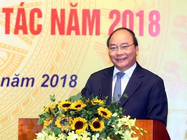 2018年的越南:革新、融入与发展 hinh anh 1