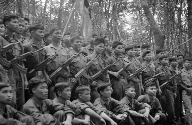 越南外交战线在1968年戊申春季总进攻和崛起中的角色 hinh anh 1