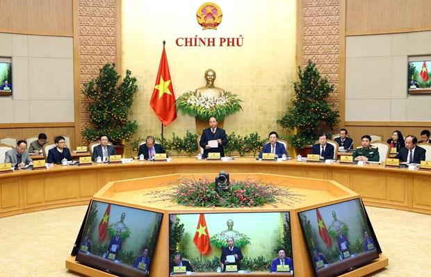 阮春福总理: 严寒生暖意,各部应做好关心人民健康工作,保障好种植与养殖工作 hinh anh 1