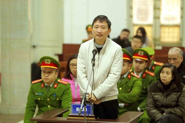 PVP Land贪污案:检察院表示已掌握郑春青贪污的证据 hinh anh 1