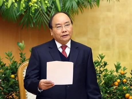 政府总理阮春福:有效推进越南共享经济发展 hinh anh 1