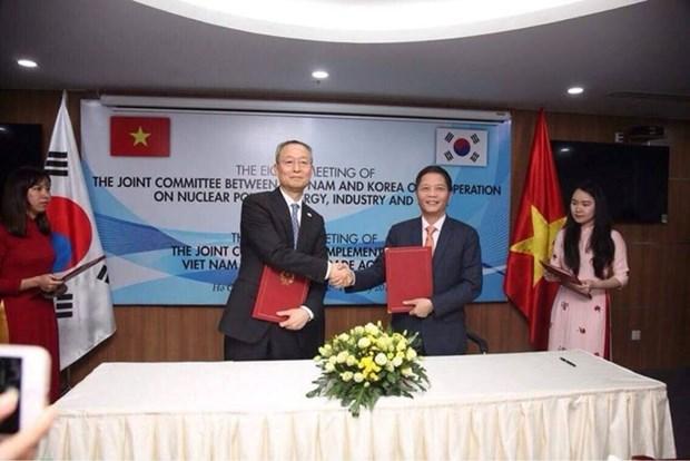 越韩力争至2020年将双向贸易额提升为1000亿美元 hinh anh 3