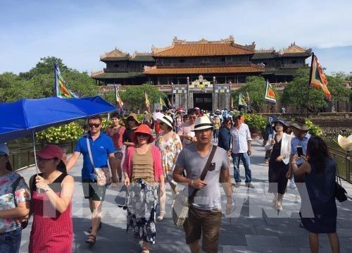 承天顺化省顺化市被评为东盟清洁旅游城市 hinh anh 1