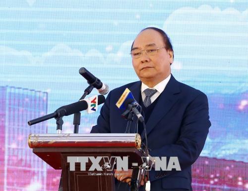 阮春福:安沛省需继续改善投资环境充分发挥木江界梯田的潜力 hinh anh 2