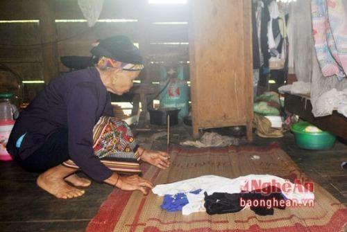 西北地区泰族的唤魂习俗 hinh anh 1