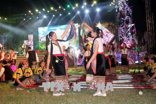 乂安省桑勘节正式被列入国家级非物质文化遗产名录 hinh anh 2