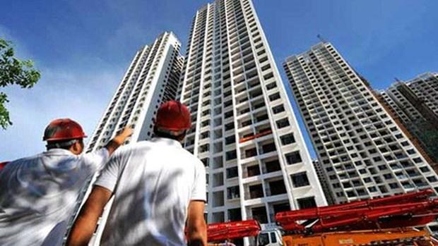 2018年1月房地产市场吸引外资达到7760万美元 hinh anh 1