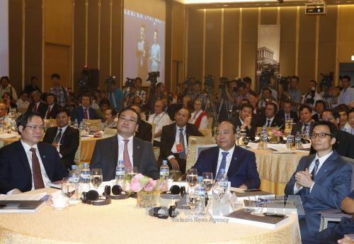 河内扩大国际合作:外国投资商的投资乐土 hinh anh 2