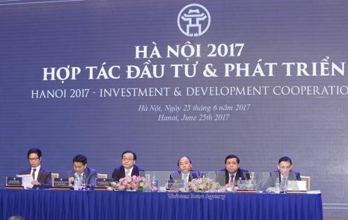 河内扩大国际合作:外国投资商的投资乐土 hinh anh 1