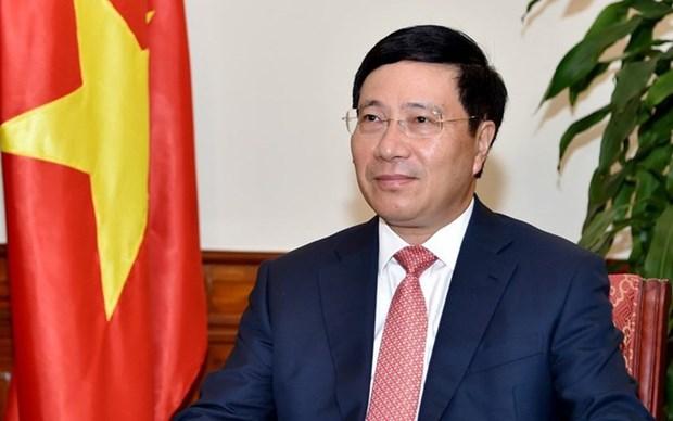 越南出席东盟2018年各场部长级会议 hinh anh 1
