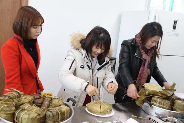 韩国华城市政府高度评价在韩越南人的贡献 hinh anh 3