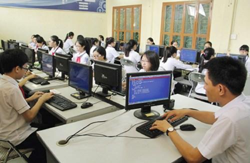 越南政府总理批准《信息技术目标计划》 hinh anh 1