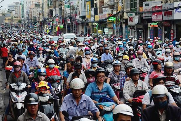 2018年越南总人口约达9470万人 hinh anh 1