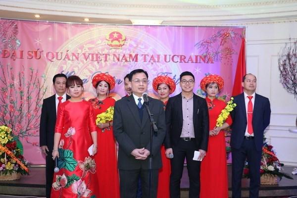 越南与乌克兰合作前景乐观 hinh anh 1