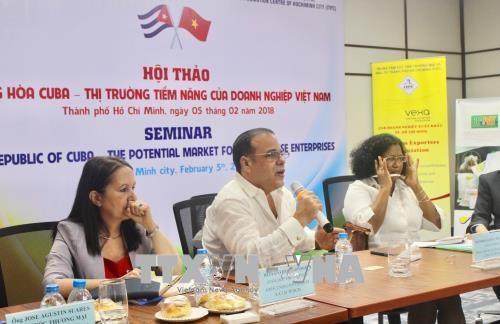 古巴为越南企业的潜在市场 hinh anh 1