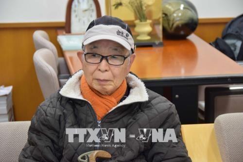 越日建交45周年: 横滨市工会——越南人民的朋友 hinh anh 3