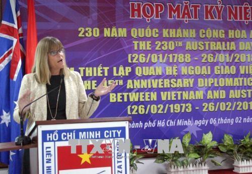 越南是澳大利亚在亚太地区的重要伙伴之一 hinh anh 2