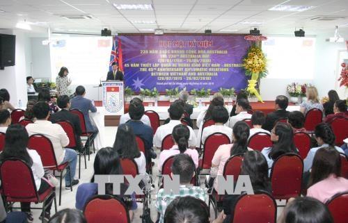 越南是澳大利亚在亚太地区的重要伙伴之一 hinh anh 1