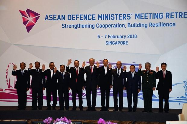 东盟需加强团结共同应对安全挑战 hinh anh 1