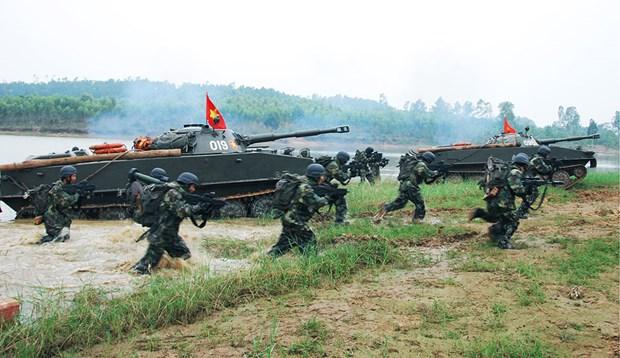 努力建设正规和现代化的海军力量 坚定捍卫国家海岛主权 hinh anh 1