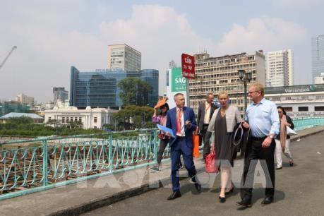 越南是荷兰企业优先投资的目的地 hinh anh 1