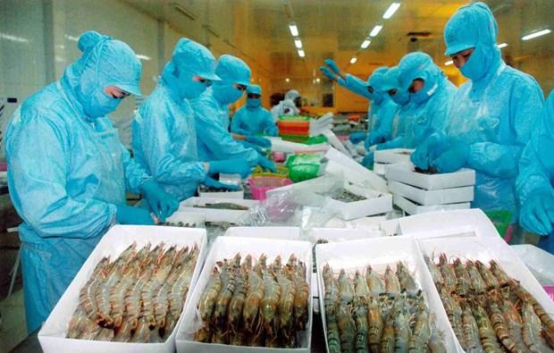 2018年1月越南水产品出口额猛增 hinh anh 1