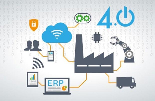 主动迎接第四次工业革命将促进越南企业可持续发展和更好地融入全球化 hinh anh 1