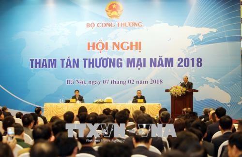 越南着力寻找拓展农产品出口市场的措施 hinh anh 1