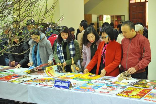 2018年戊戌春节特刊展在全国各省市举行 hinh anh 2