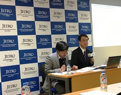 70%日本企业有计划扩大对越投资范围 hinh anh 1