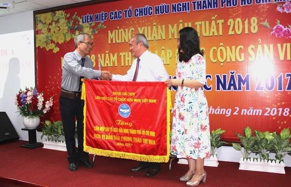 民间外交有助于胡志明市的建设与发展 hinh anh 1
