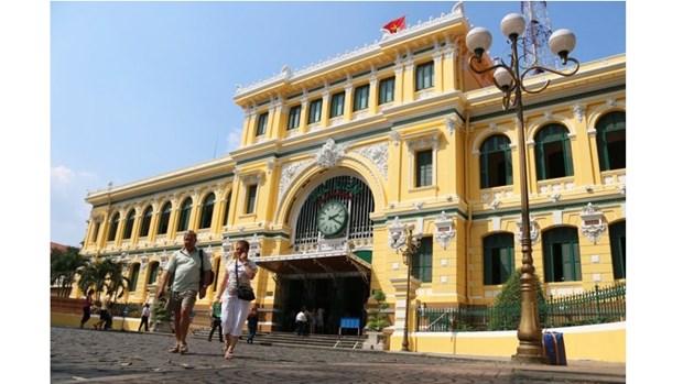 胡志明市多错并举提高旅游质量力争吸引更多游客前来参观旅游 hinh anh 1