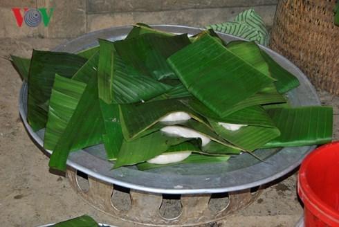 赫蒙族的迎新饮食风俗 hinh anh 2
