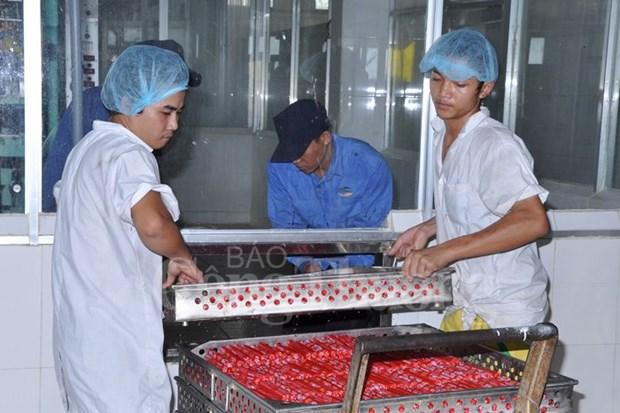 中东是越南潜在的出口市场 hinh anh 1