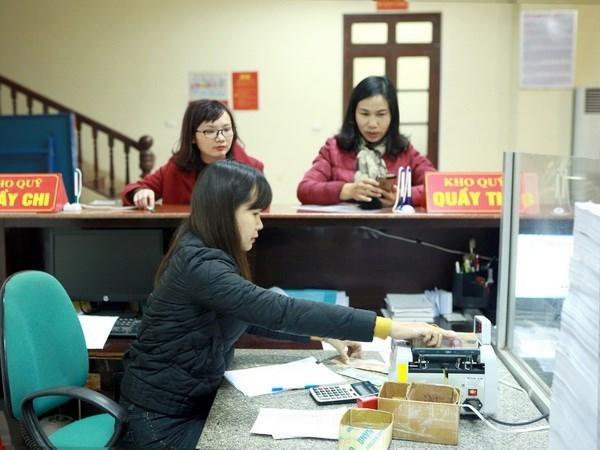 越南继续朝着精干、高效方向推进政治体制革新 hinh anh 1