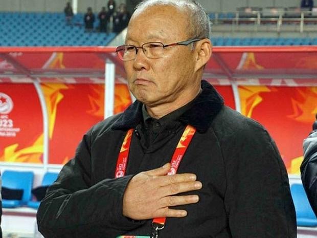 韩国籍主教练朴恒绪相信越南足球有望取得更多成功 hinh anh 2