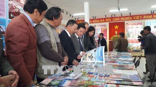 2018戊戌年春节特刊展在全国各省市纷纷举行 hinh anh 3