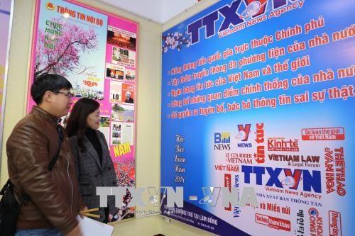2018戊戌年春节特刊展在全国各省市纷纷举行 hinh anh 2