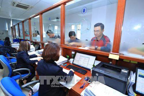 2018年1月份越南财政收入同比增长5.2% hinh anh 1