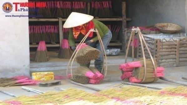 春节——香火销售旺季 hinh anh 2