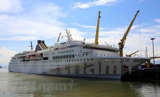 岘港市发挥邮轮旅游优势 促进海洋旅游业发展 hinh anh 2
